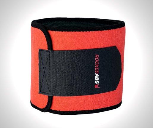 Workout Waist Trimmer Belt for Men and Women