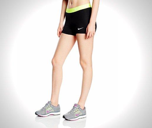 Nike Womens 3 Compression Shorts