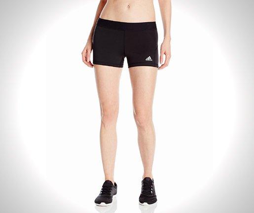 adidas Performance Women's Techfit Tight Shorts black