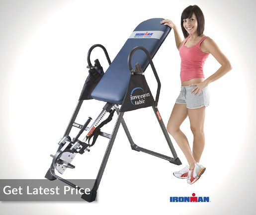 IRONMAN Gravity 4000 Inversion Table Review: Is It Effective? 3