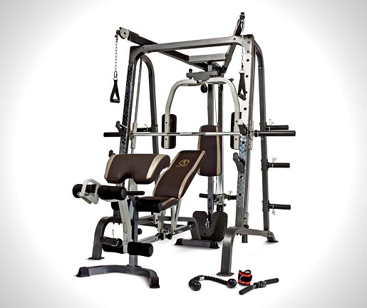 Best Home Gyms For Small Spaces 2020: (Top 10) Reviewed 9