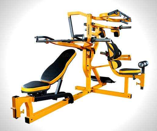Best Home Gyms For Small Spaces 2020: (Top 10) Reviewed 15