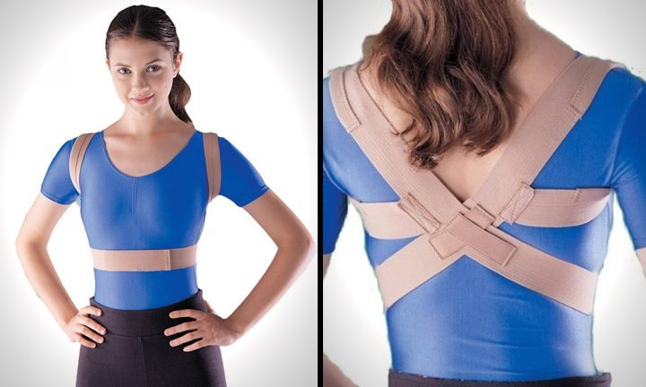 Oppo Medical Elastic Posture Aid /Clavicle Brace
