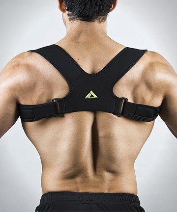 Posture Corrector Shoulder Brace Adjustable Clavicle Brace Comfortable Correct