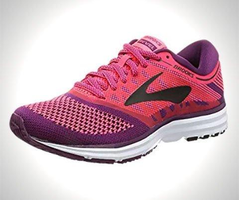 Brooks Womens Revel Max Cushion Running Shoe