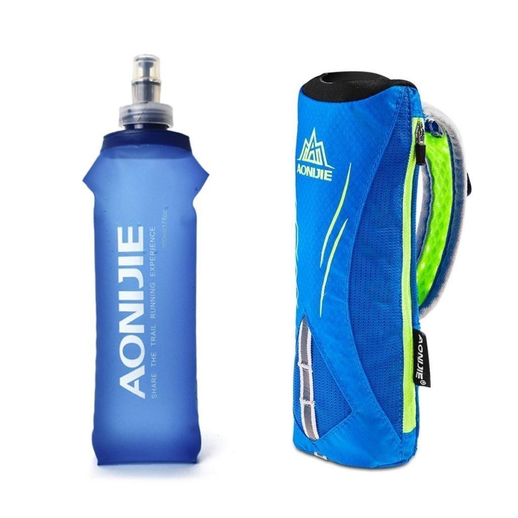 Geila Handheld Water Bottle for Running