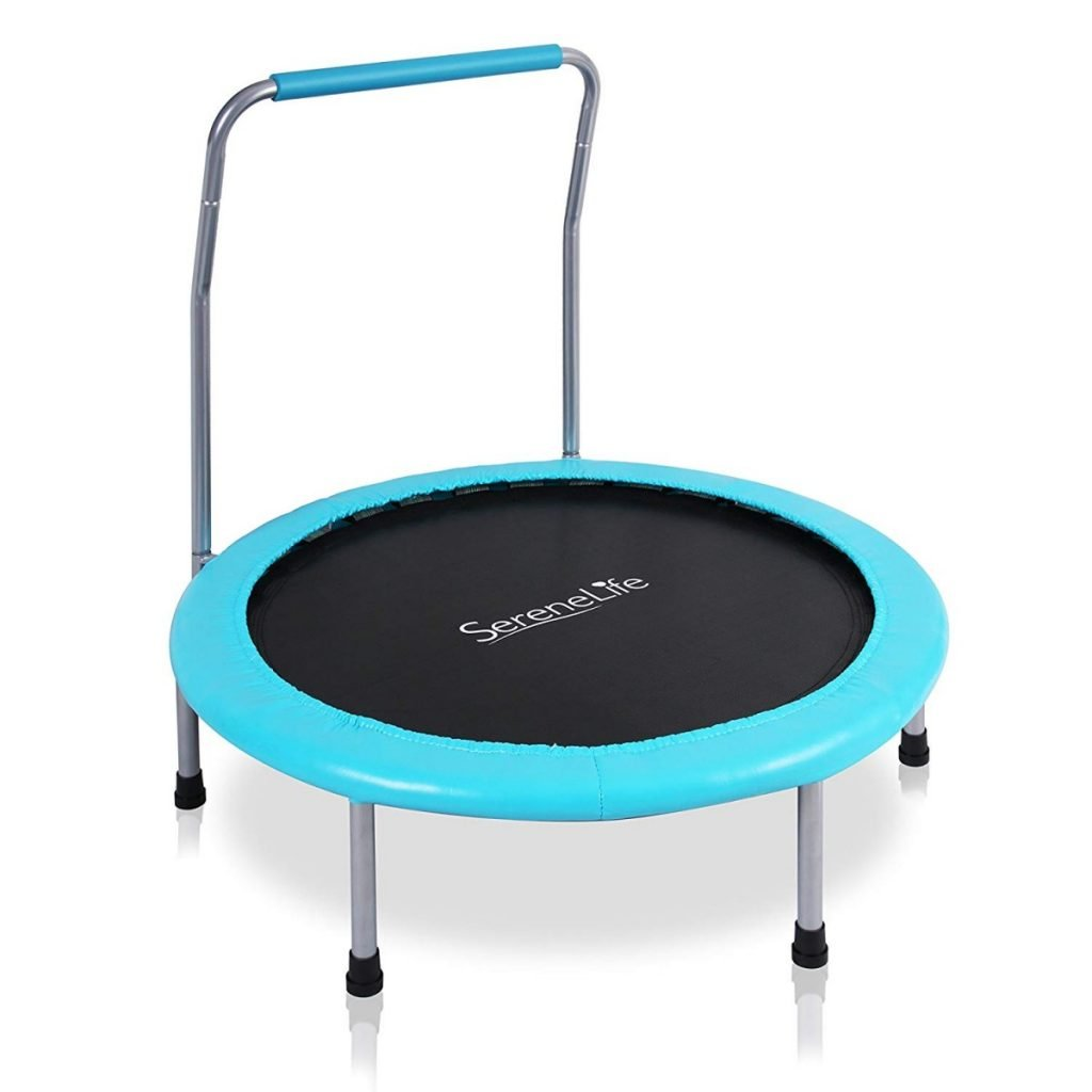 SereneLife 36 Inch Portable Fitness Trampoline