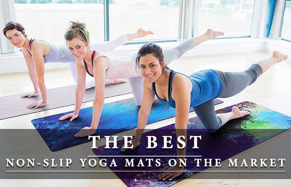 Best Non-Slip Yoga Mats On the Market