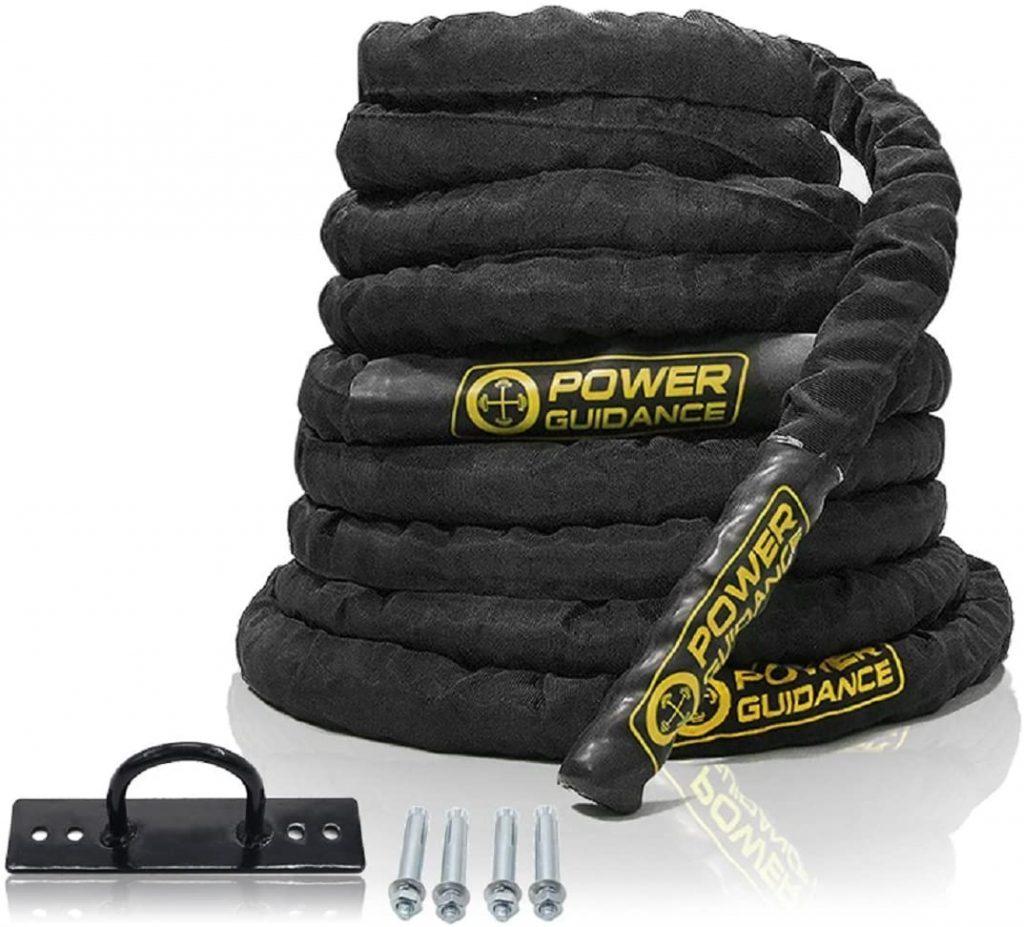 POWER GUIDANCE Battle Rope